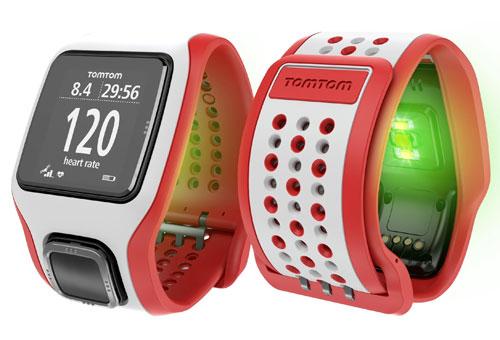 TomTom Multi-Sport Cardio GPS Watch