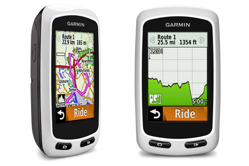 Garmin Edge Touring and Edge Touring Plus