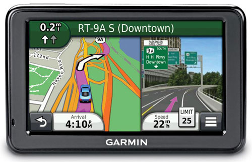 How To Update Garmin Nuvi >> Garmin nuvi 2495LMT Review