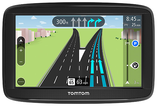 TomTom VIA 1625TM